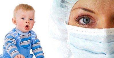 Как правильно оказать первую помощь ребенку при ложном крупе?