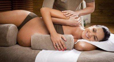Особенности массажа для беременных
