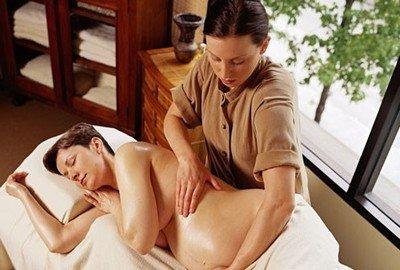 Преимущества пренатального массажа
