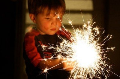 Фейерверк для детей на празднике