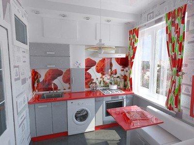 Как обустроить маленькую кухню: советы и рекомендации?