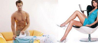 Мужская помощь женщине - верх проявления мужественности
