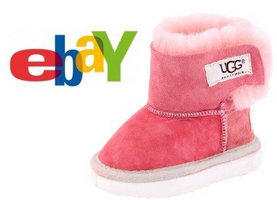 Как правильно покупать детскую обувь UGG на eBay чтобы сэкономить