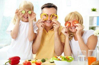 Какова польза правильного питания?