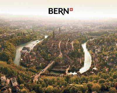 Берн - главный город Швейцарии