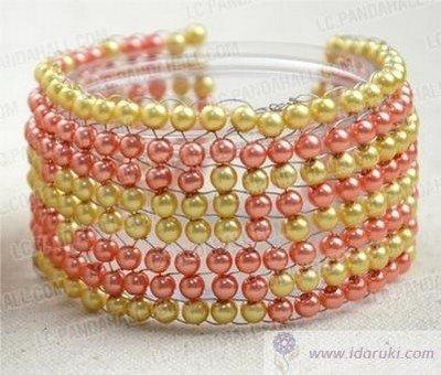Чудесные браслеты из бисера или стильная бижутерия hand-made