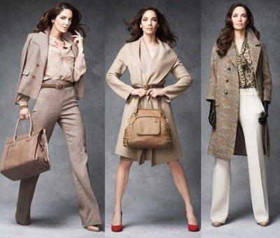 Модная в 2015 году одежда для женщин за 40