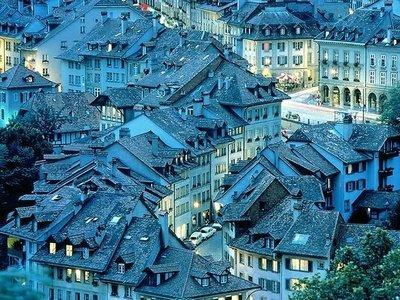 Женева - идеальный выбор для романтических прогулок