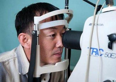 Современная аппаратная видео гониоскопия