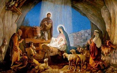 Что такое рождественский вертеп? Это сценка рождения Иисуса Христа
