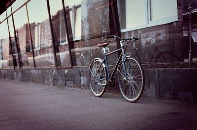 Дорожный велосипед - выбор людей, любящих экономить