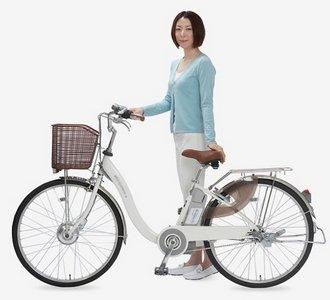Городской велосипед - выбор женщин