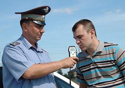 Проверка на алкоголь в машине скорой помощи по требованию сотрудника ГИБДД