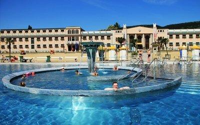 Сернистые воды курорта Баден-Баден