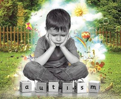 Социальная бесцветность аутизма