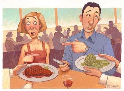 Что теряют вегетарианцы из-за своего рациона?