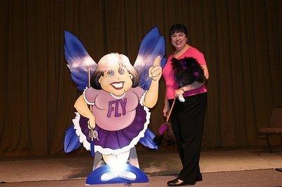 Марла Силли - автор методики уборки «Fly-lady»