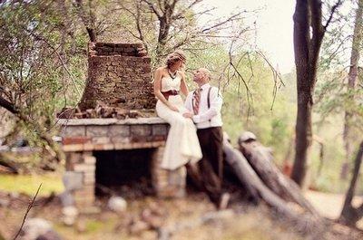Сколько стоит свадьба в деревенском стиле