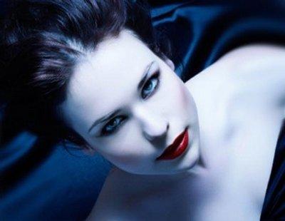 Как создать макияж вампира