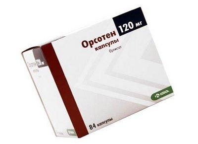 Ортосен - таблетки для похудения