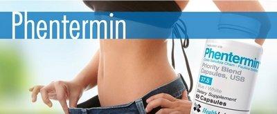 Фентермин - таблетки для похудения