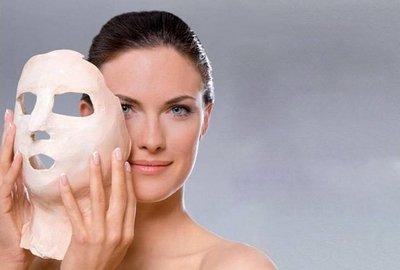 Гипсовая маска в косметологии
