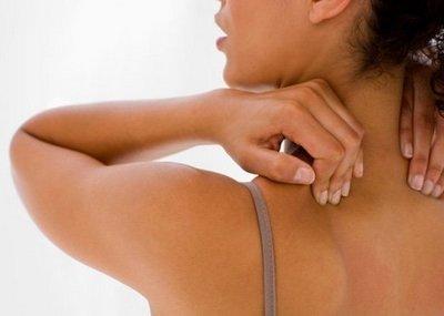 Самомассаж при головных болях в затылке