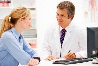 Интервьюирование больного