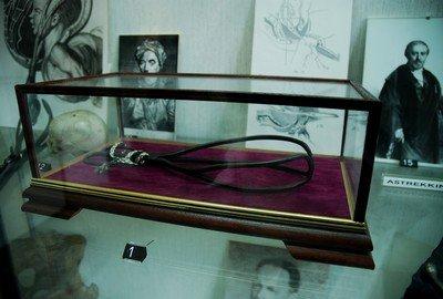 Акушерские щипцы из музея медицины