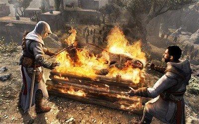 Дезинфекция огнем - сжигание трупов