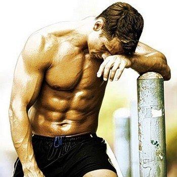 Физическое перенапряжение после спортивной тренировки