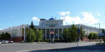 Монгольский государственный университет (по-монгольски «Монгол улсын их сургууль»)