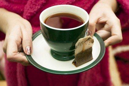 Почему вредно пить чай в пакетиках?