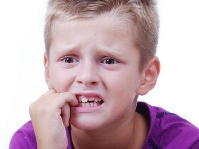 Детская нервность - легкая форма невроза у детей