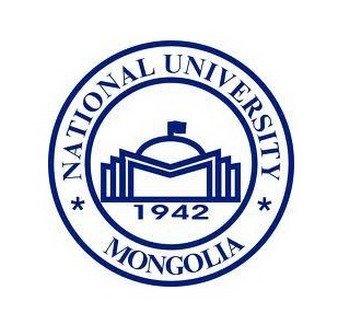 Эмблема Монгольского государственного университета (National University of Mongolia)