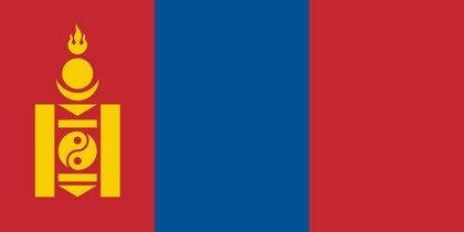 Флаг современной Монголии