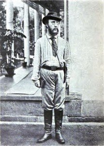 Русский врач в Монголии Владимир Викторович Корсаков