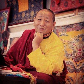 Лама-эмчи - монгольский лекарь