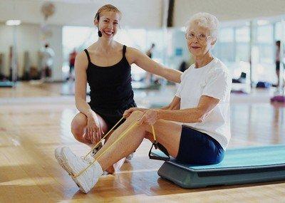 Лечебная гимнастика у больных гемофилией и гемартрозами