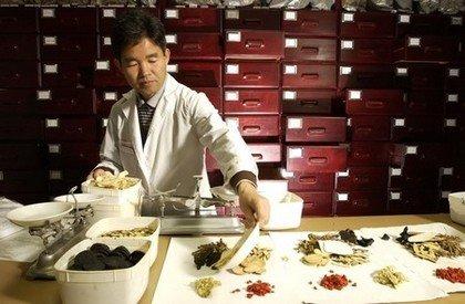 Монгольская нетрадиционная медицина