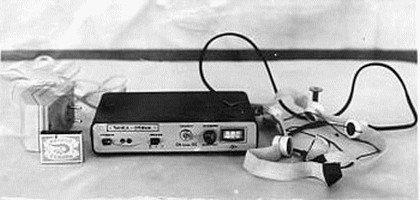 Аппарат для проведения электронаркоза