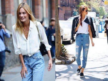 Mom jeans - мом джинсы
