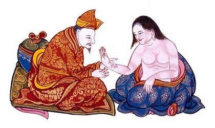 Ламская медицина Монголии