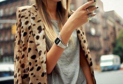 Стиль «Леопард»: как и с чем носить?