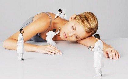 Модель Стернбаха - зависимость между стрессом и заболеванием