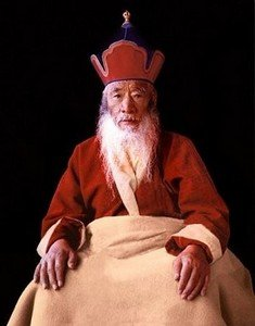 Монгольский лекарь-эмчи