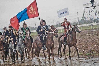 Монголы - народ Монголии