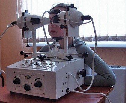 Плеоптические приборы в лечении и диагностике амблиопии