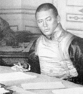Дамдин Сухэ-Батор
