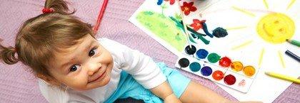 Творчество - лучшее средство от стресса у детей